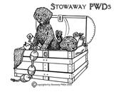 Stowaway Portuguese Water Dogs Logo